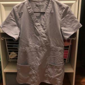 Grey Anatomy Scrub Top